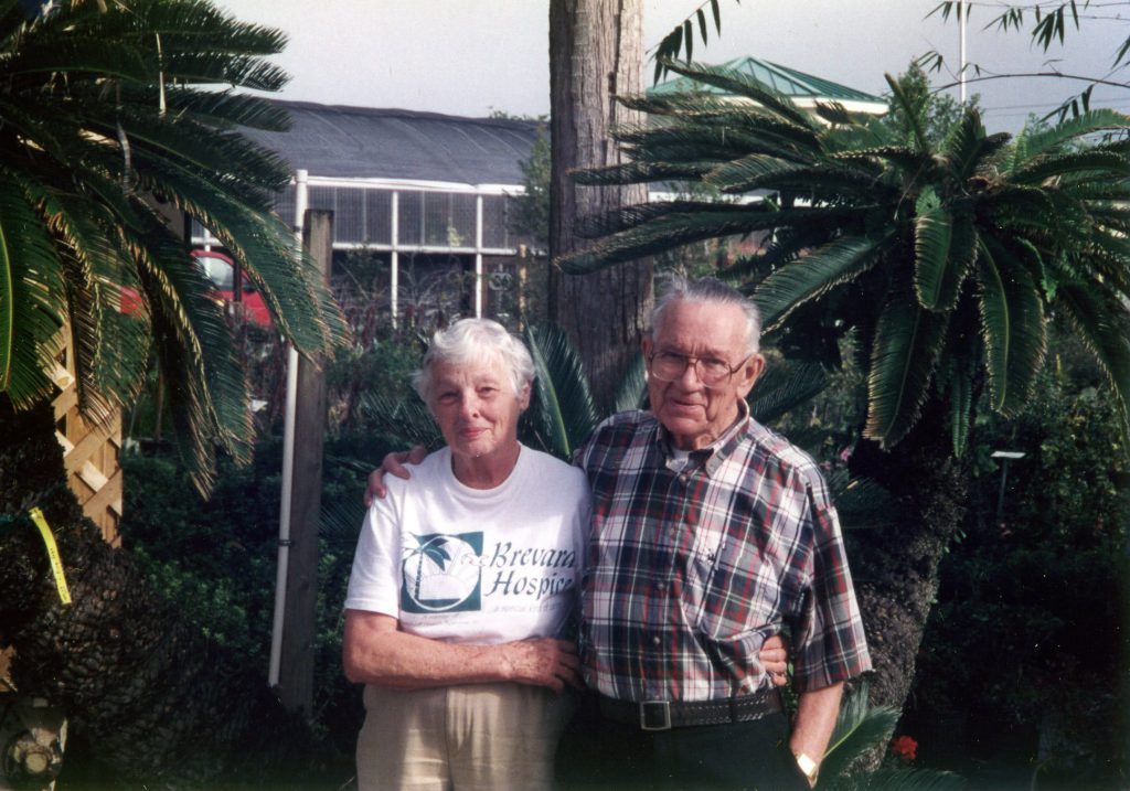 Mary and Harry Witte