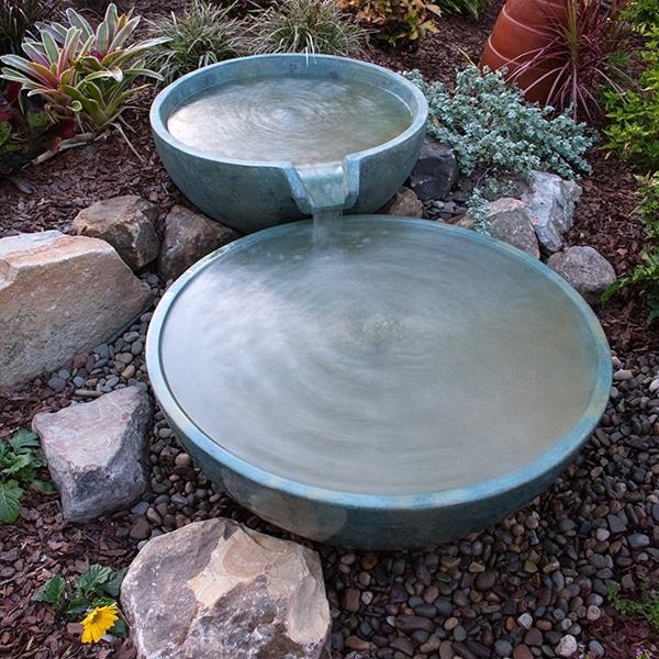 spillway bowls
